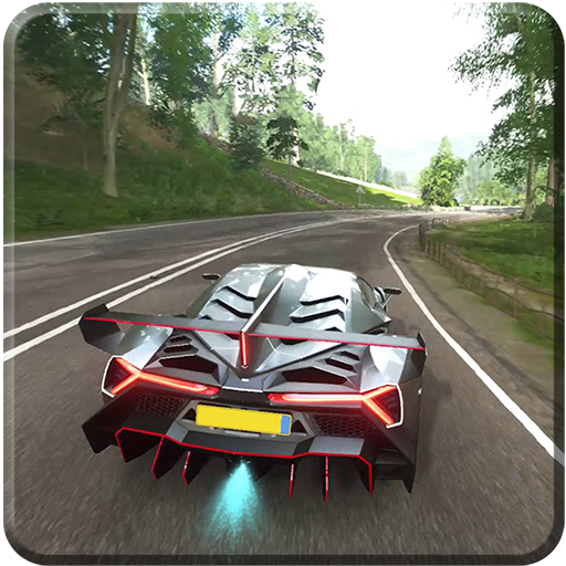 (Real Mountain Super Cars Racing(Off Road)