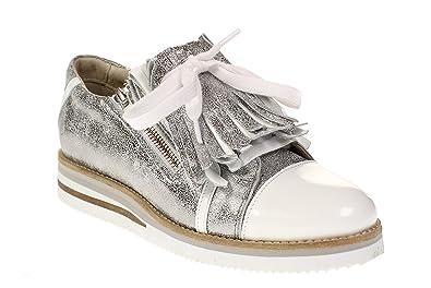 Kitzbühel Damen Sneaker Sneaker white silver white silver dqJk2segmH