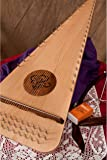 Roosebeck Baritone Rounded Psaltery - Right Hand