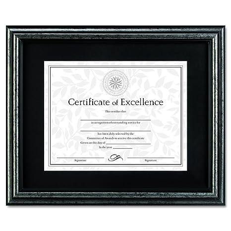 Amazon.com: DAX N15790ST Document Frame, Desk/Wall, Wood, 11 x 14 ...