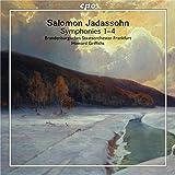 Jadassohn:Symphonies 1-4 [Howard Griffiths, Brandenburgisches Staatsorchester Frankfurt] [CPO: 777607-2]