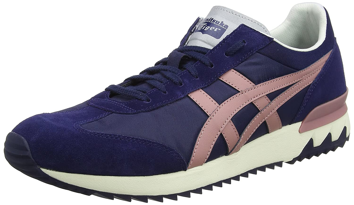 Asics California 78 Ex, Zapatillas de Running Unisex Adulto 41.5 EU|Morado (Peacoat/Ash Rose 5824)