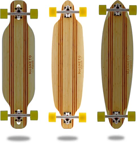Laguna Longboard Collection 36 inch Longboard Skateboards Bamboo