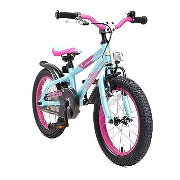 0890a8d90b1f9 BIKESTAR Vélo Enfant pour Garcons et Filles de 4-5 Ans ☆ Bicyclette Enfant  16