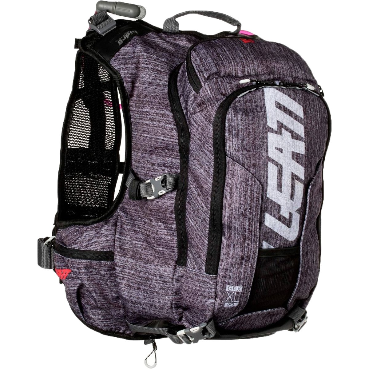 Leatt Hydration GPX XL 2.0 Backpack - Dark Brushed/X-Small/XX-Large