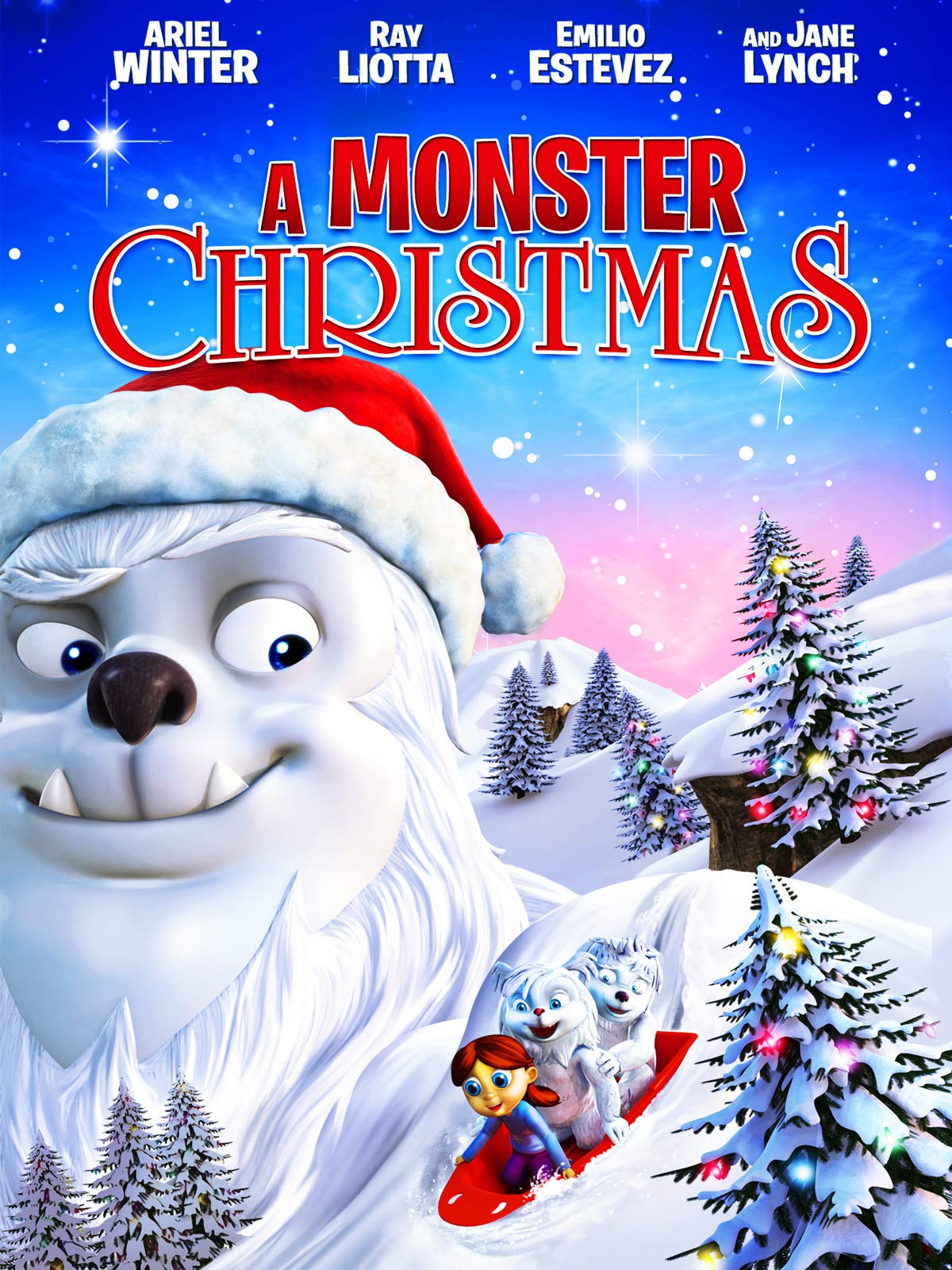 A Monster Christmas on Amazon Prime Video UK