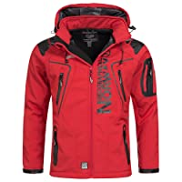 Geographical Norway Techno Herren Softshell Jacke Outdoor Funktionsjacke