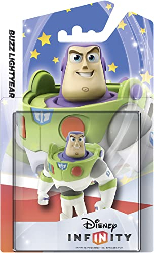 Disney Infinity 1.0 Buzz Lightyear Figure (Xbox One/PS4/PS3 ...