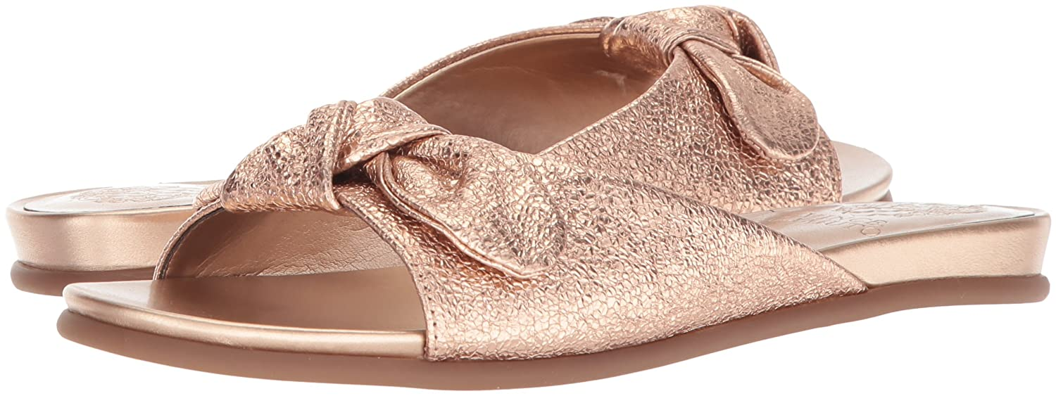 Vince Camuto Women's Ejella Slide Sandal B075FRGLBB 10 B(M) US|Beaming Blush