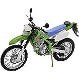 1/12 彩色済み完成品バイクモデル カワサキ KLX250 ファイナル・エディション