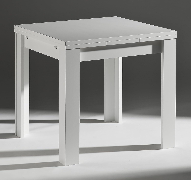 Esstisch ausziehbar 80 cm breit amazing esstisch x for Esstisch 80 cm breit