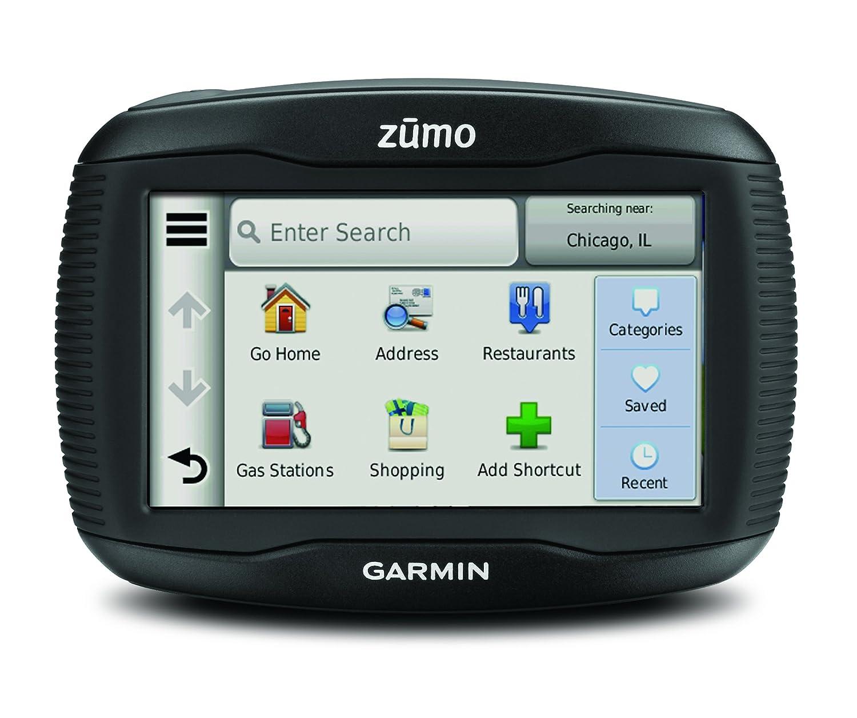 Garmin ZUMO 390LM 4.3 inch Motorbike Satellite: Amazon.co.uk ...