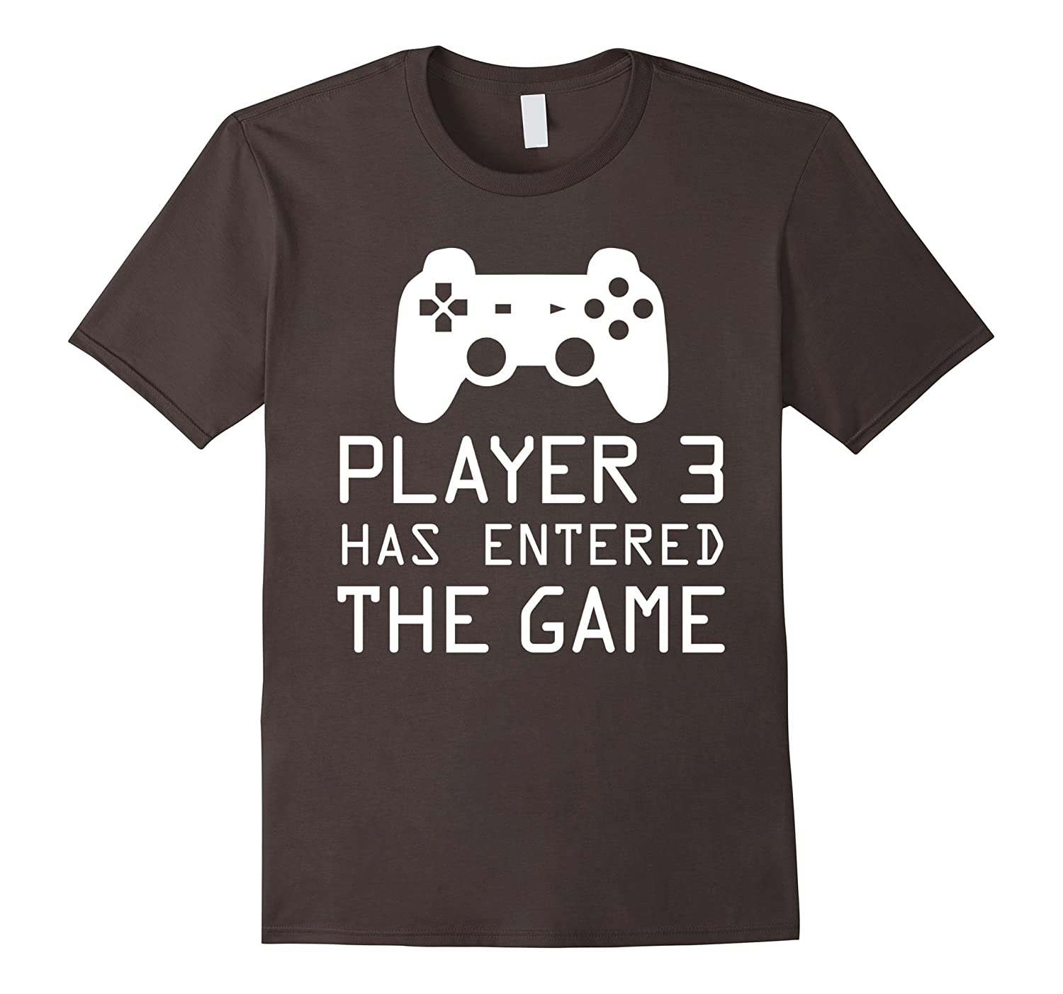 Amazon.com  Player 3 Has Entered The Game T-Shirt  Clothing 07b2c7358f