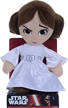 Disney Star Wars Peluche de la Princesa Leia de 25 cm: Amazon.es ...