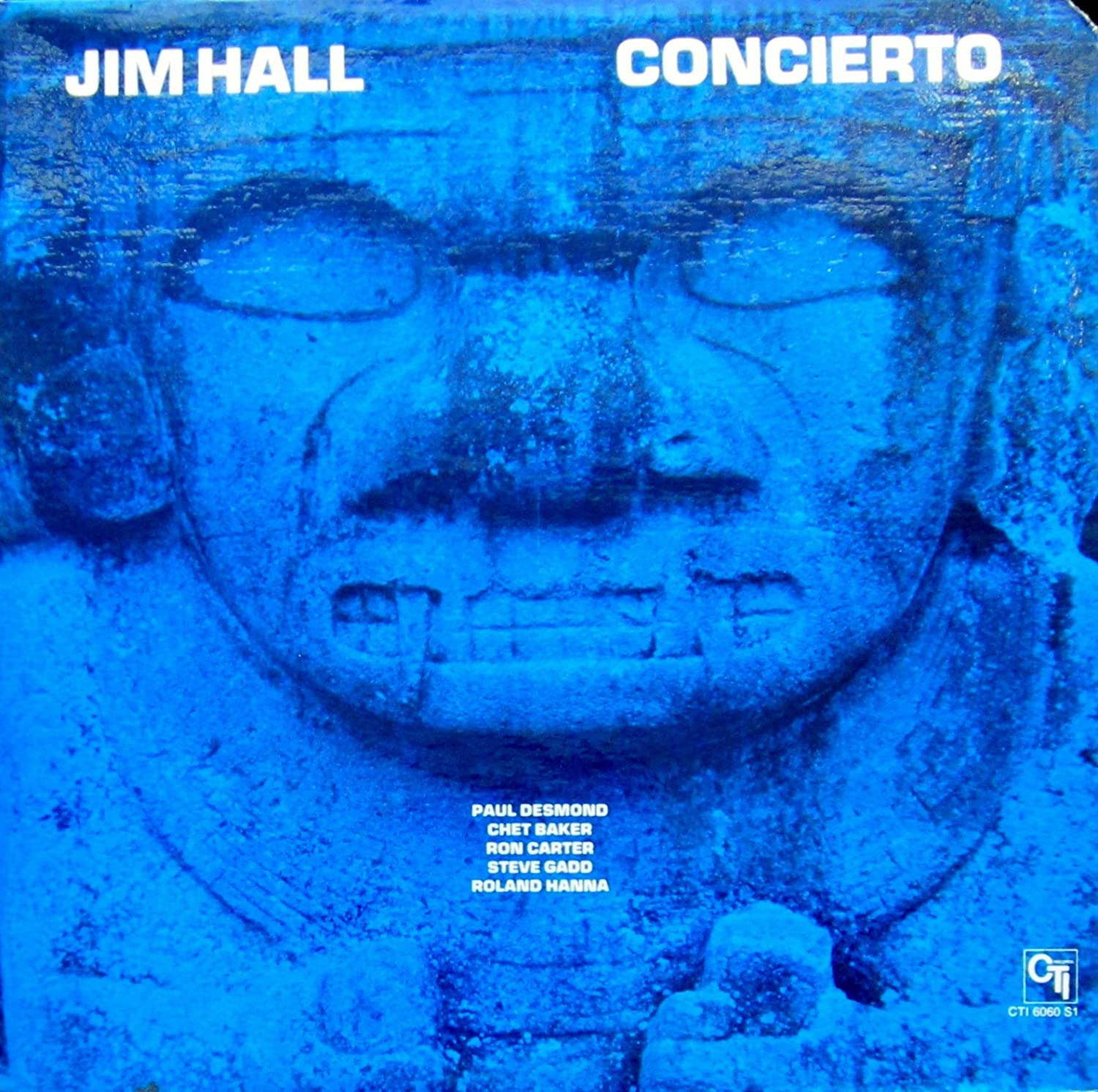 concierto LP: JIM HALL: Amazon.es: Música