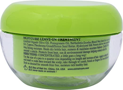 Amazon.com : ELC Dao of Hair Pure Olove #3 Moisture Leave-In ...