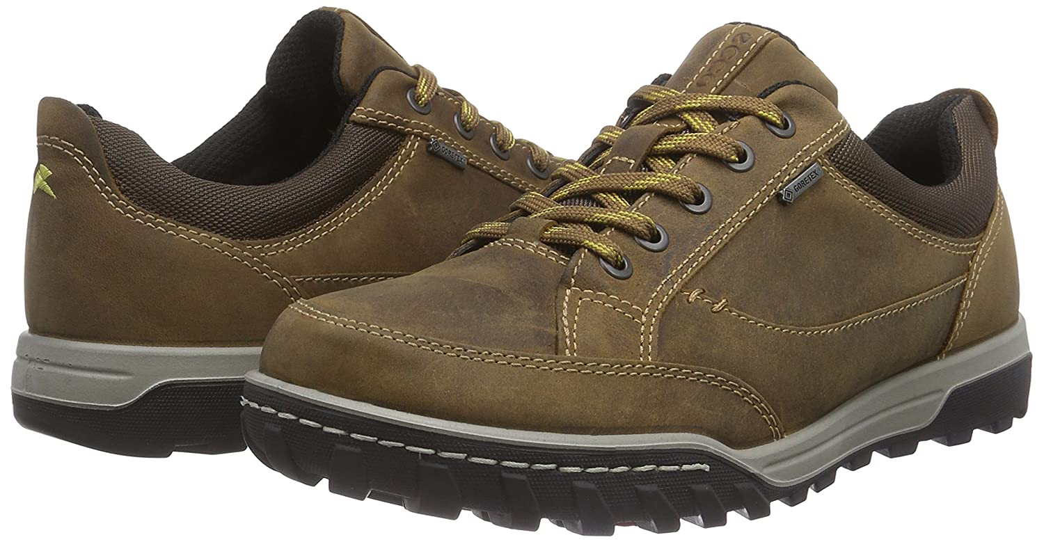 ECCO Shoes Men's Urban Lifestyle GTX Outdoor Shoe Urban Lifestyle Gore-Tex-M