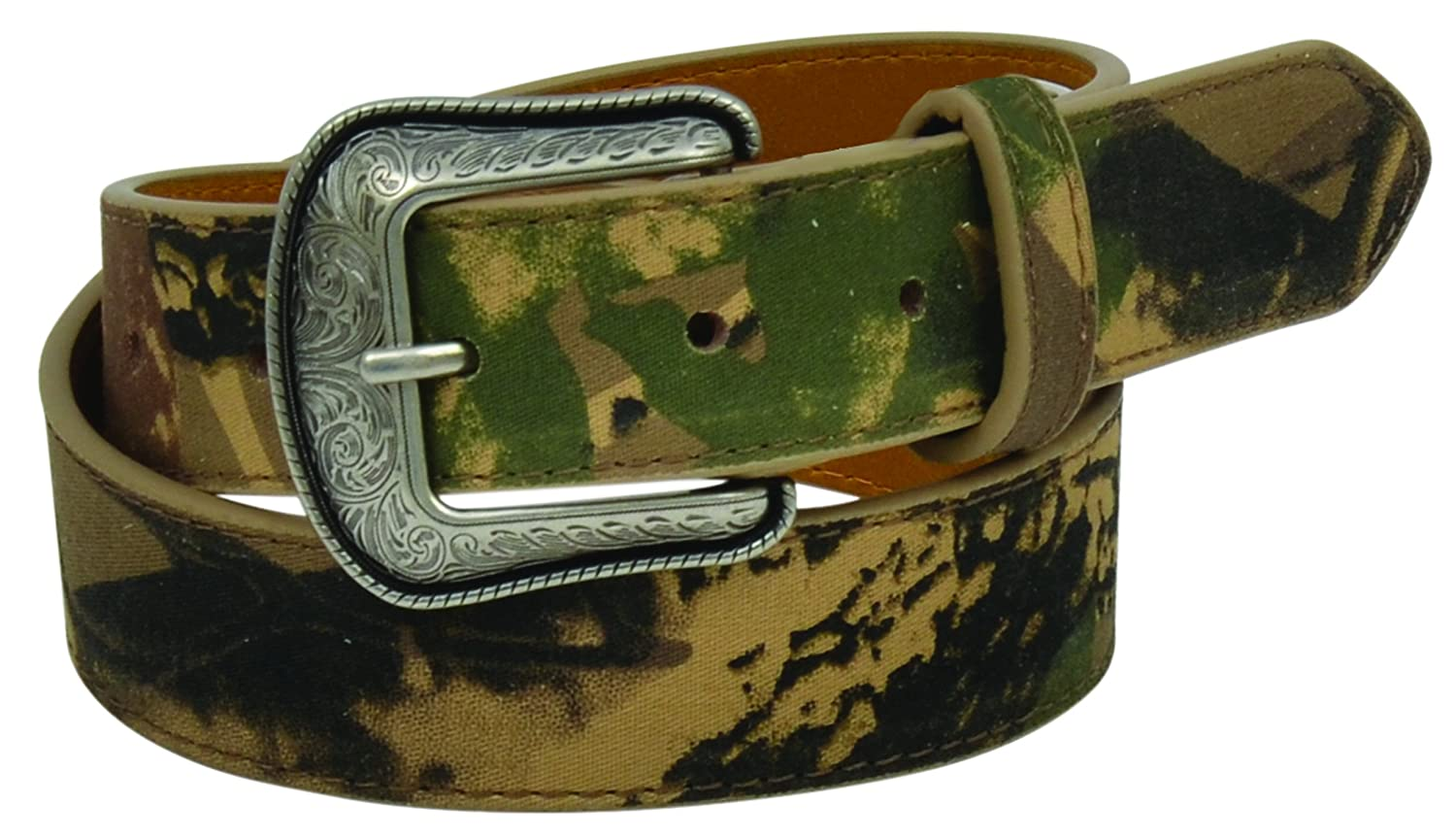 "Badger 1 1/4"" Camo Kids' Outdoor Belt"