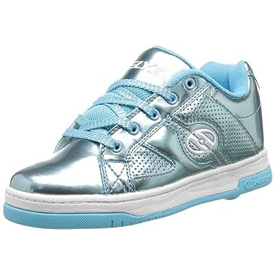 Heelys split 770450 blue chrome