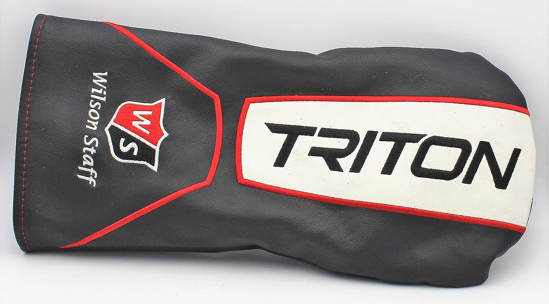 GBC- ウィルソン スタッフ トリトン ドライバー ゴルフ ヘッドカバー B07NQR616T