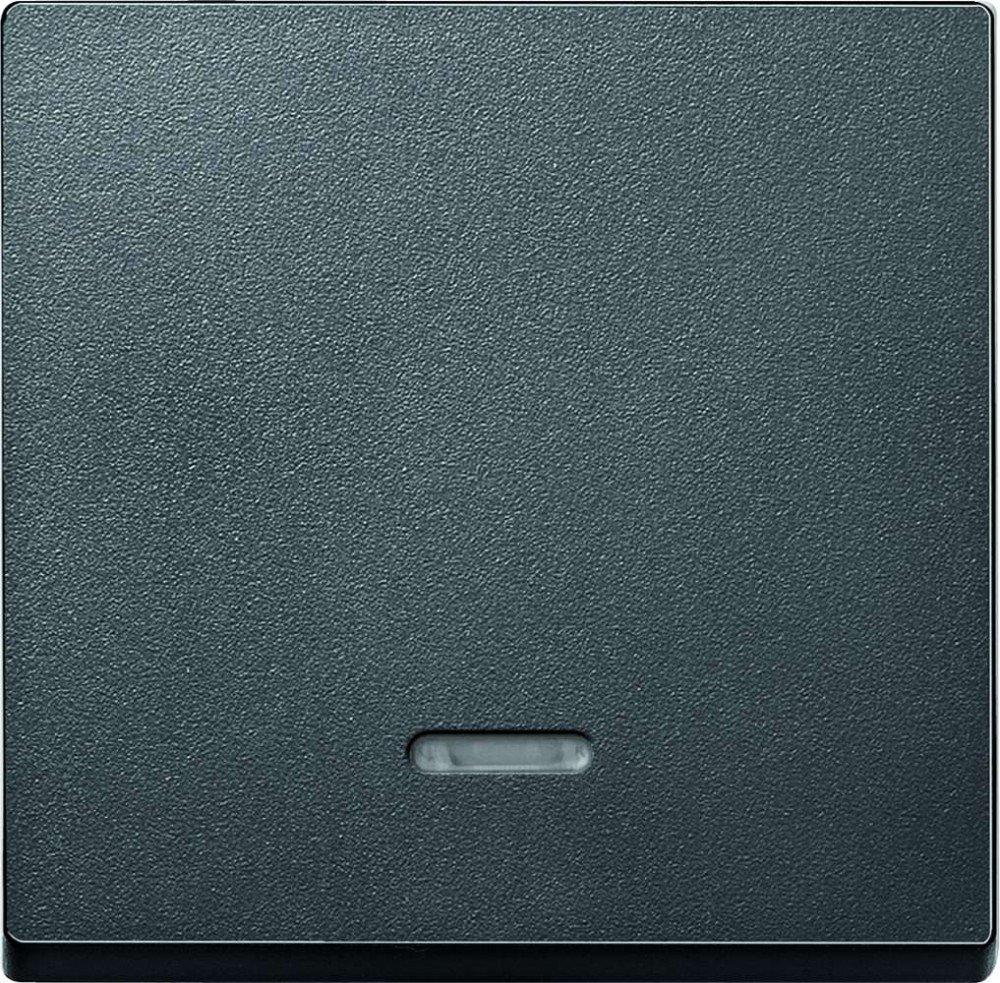 Merten 431014 Wippe mit Kontrollfenster System M anthrazit