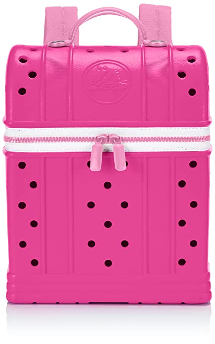 af859148f88a19 Crocs Textil Zip Top Backpack 35107-6L4-000 Zainetto con Zip Donna ...