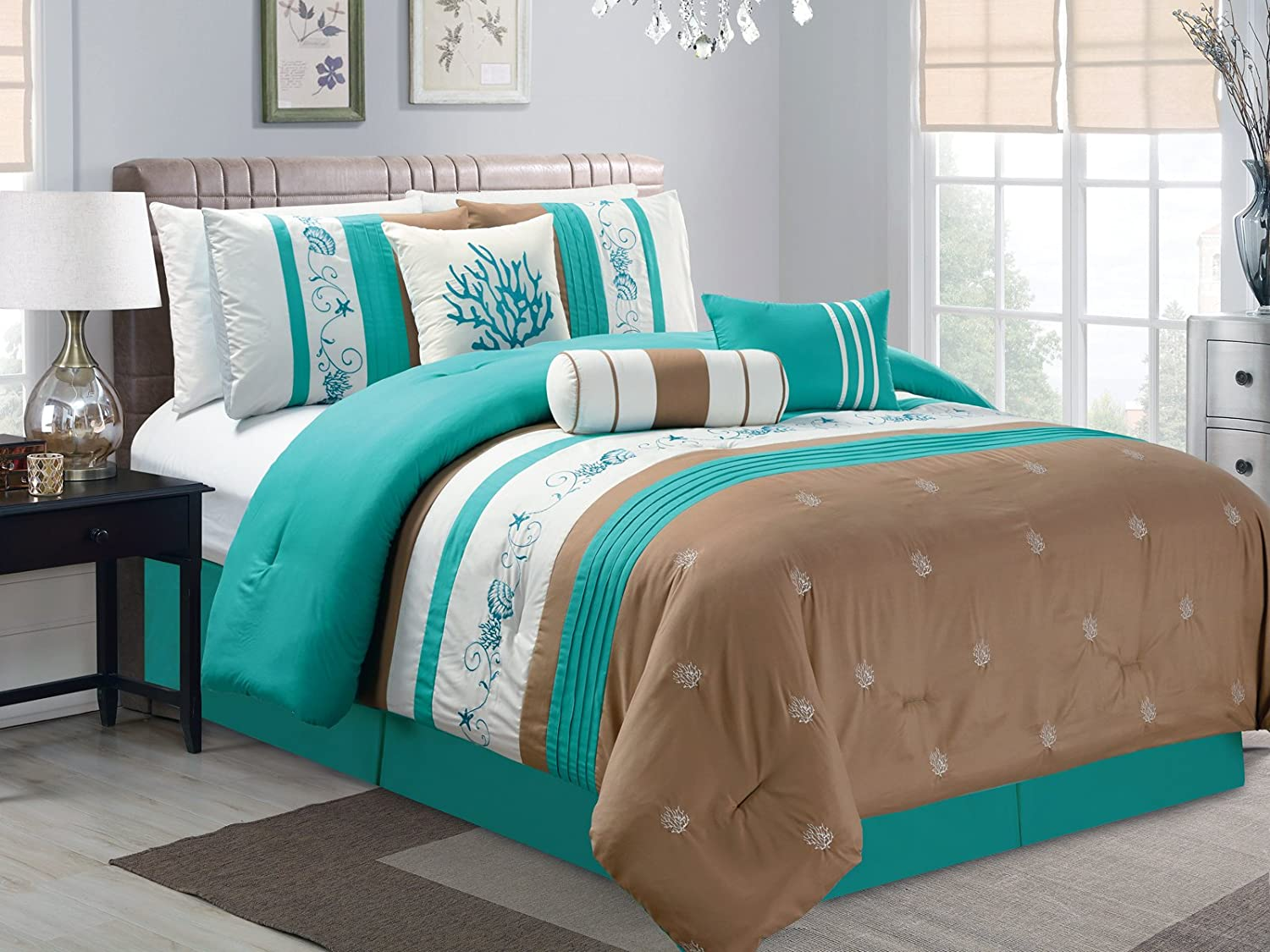 comforter products lifestyle chelsea waves new save victoria ocean