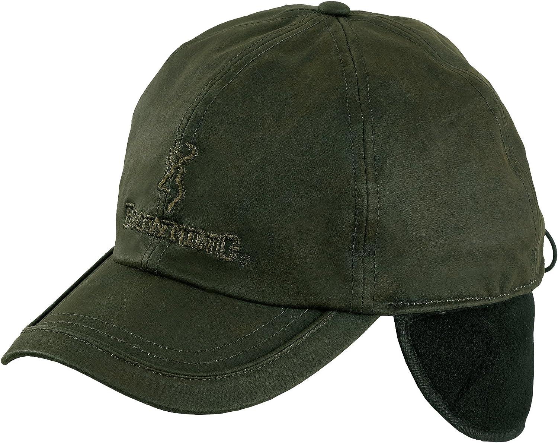 Browning Vellón Gorra, Unisex Adulto, Verde, Talla Única: Amazon ...