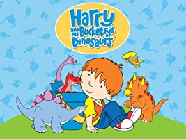 Harry and His Bucket Full of Dinosaurs, Season 1