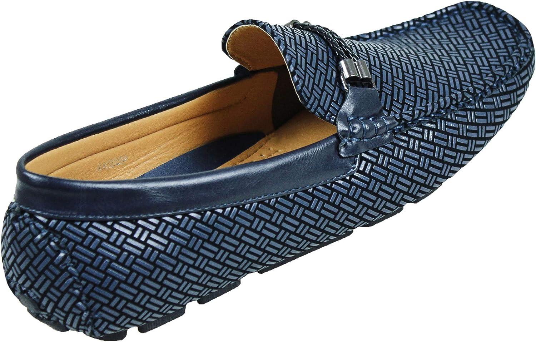 Evoga Mocassins Homme Class /Él/égant /Ét/é Chaussures Espadrilles Chaussures