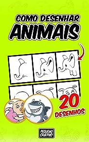 Como Desenhar Animais: 20 Desenhos Fáceis Passo-a-Passo