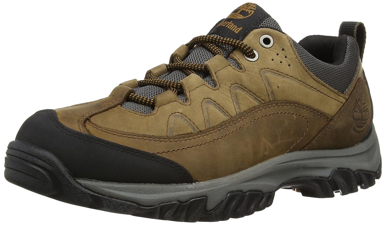 05757A242 Timberland Men's Bridgeton Low Hiking Shoes - Dark Brown