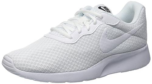 Nike Damen Tanjun Laufschuhe, (Weiß), 41 EU: Amazon.de: Schuhe ...