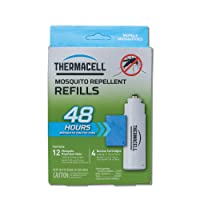 Thermacell Mosquito Repellent Refills, 48-Hour Pack; Contains 12 Repellent Mats,...