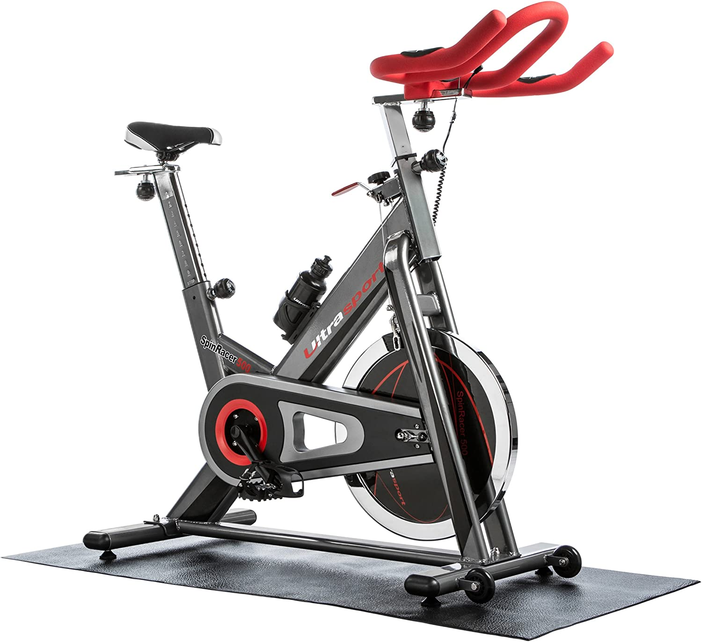 Ultrasport Premium Indoor SpinRacer 500 Bicicleta spinning con ...