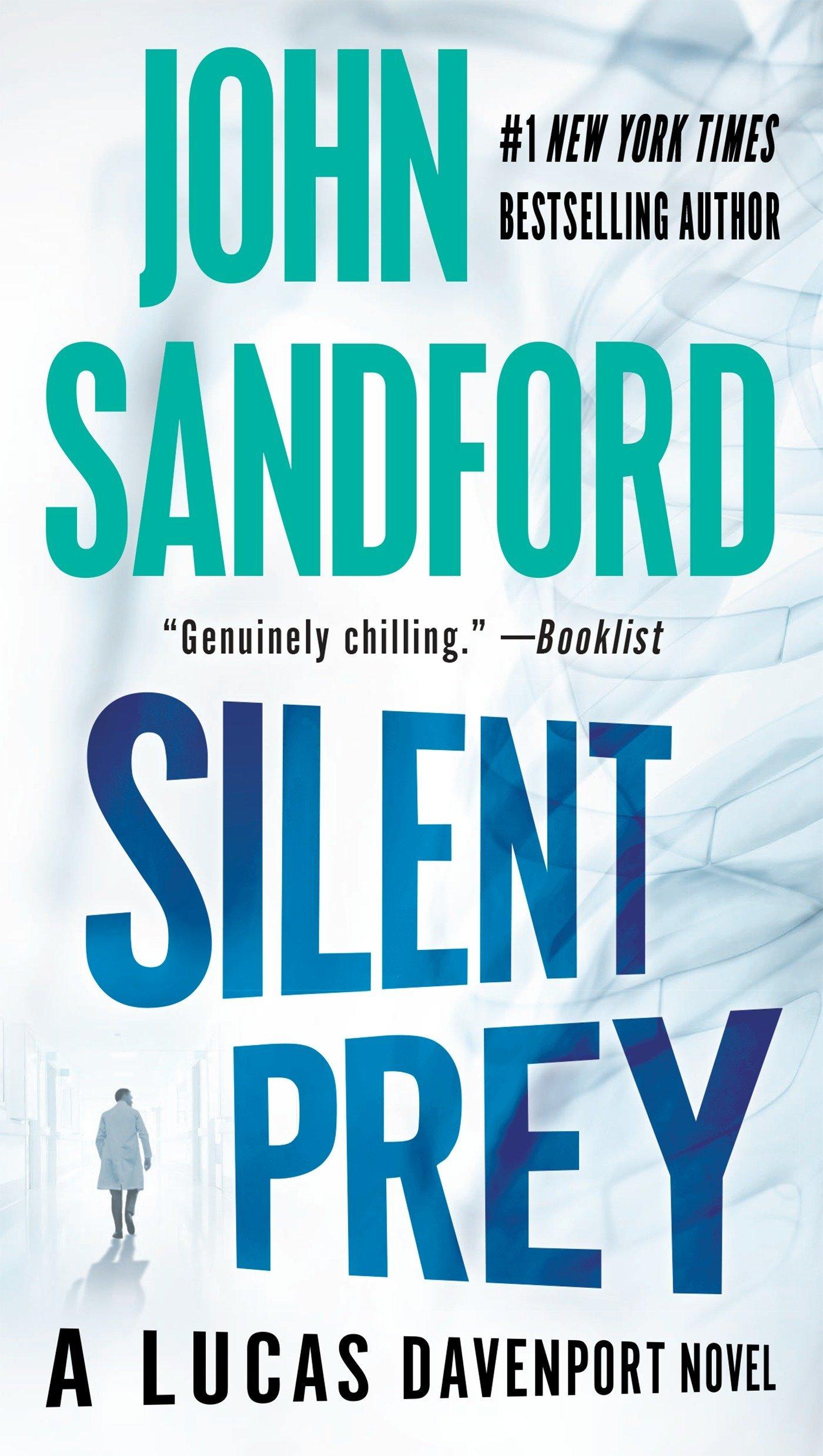Amazon Silent Prey Lucas Davenport No 4 9780425224465 John Sandford Books