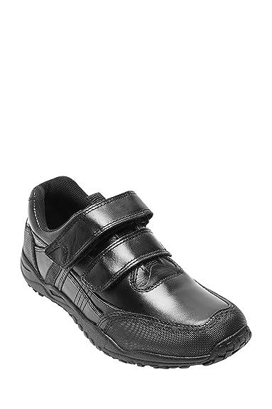9042002648c2f next Chaussures Étroites Sport À Bride Double (Garçon) Garçon Standard Noir  EU 35