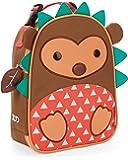 SKIP HOP (スキップホップ) アニマル バッグ キッズバッグ Zoo Lunchie Insulated Kids Lunch Bag ランチ バッグ 子供 キッズ バックパック 通園 通学 入園 プレゼント お祝い クリスマス お年玉 にも (HEDGEHOG) [並行輸入品]