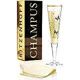 Ritzenhoff - 1070209 - Flûte À Champagne De Collection - Burkhard Neie 2014