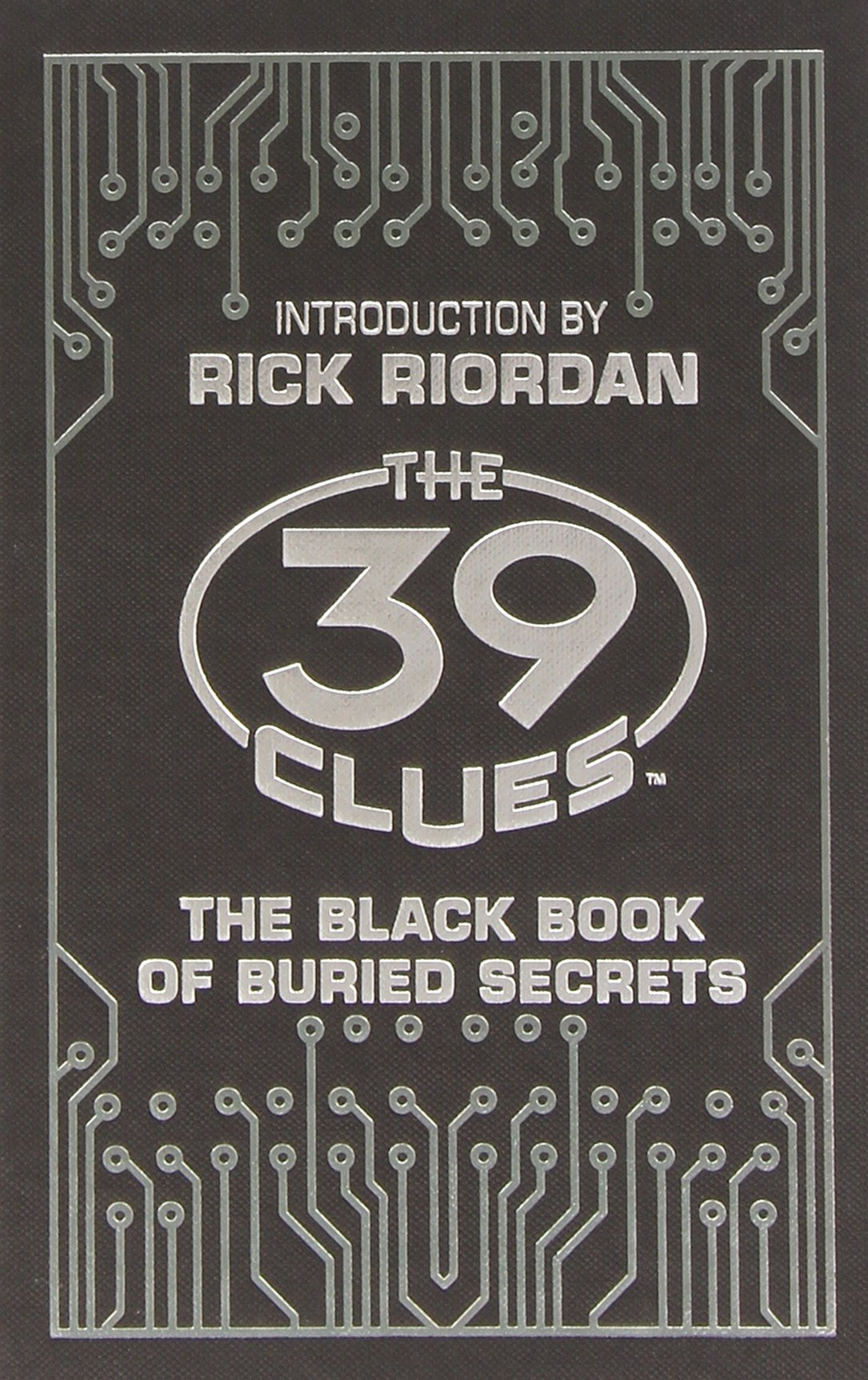 Amazon: The 39 Clues: The Black Book Of Buried Secrets (9780545285049):  Mallory Kass, Rick Riordan: Books