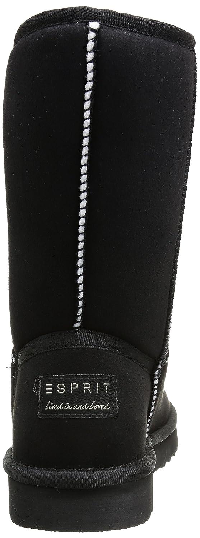 Uma Bottes Noir Fourrées Esprit Amazon Femme Boot 38 001 Black qEwXXd