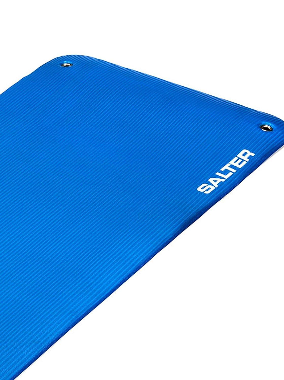 SALTER Y5460 Colchoneta de Fitness, Unisex, Azul