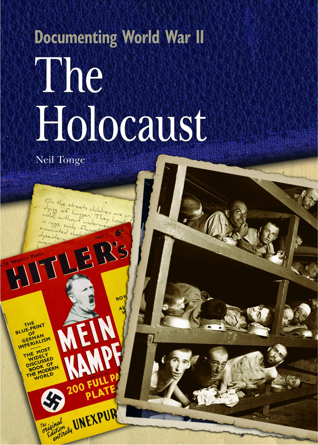 Read Online The Holocaust (Documenting World War II) pdf epub