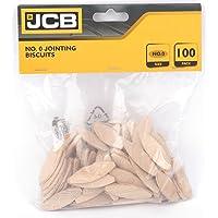 JCB NO0madera galletas de Unión (100unidades, FSC