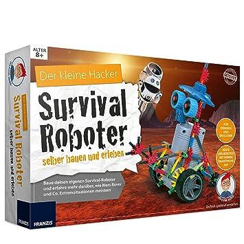 Unbekannt Experimentier Set Survival Roboter Selber Bauen Und