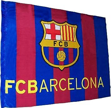 c3fc1110c25c7 FCB FC Barcelona - Bandera f.c. Barcelona (100 x 75 cm.) (Banderas)   Amazon.es  Juguetes y juegos