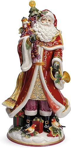 Regal Holiday Collection, Santa Figurine