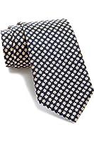 Tommy Hilfiger Men's Flower Club Silk Tie