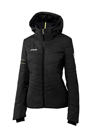 Phenix Powder Snow Chaqueta, Mujer, Negro, 42: Amazon.es ...