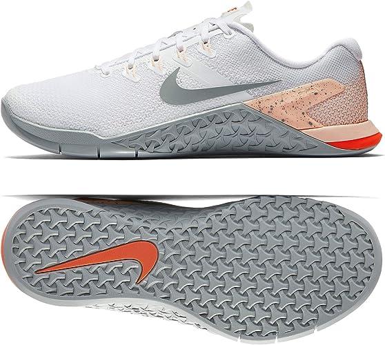 Nike Metcon 4 Womens Running Shoes: Amazon.es: Zapatos y complementos